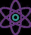 Translate atom logo